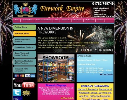 Firework Empire