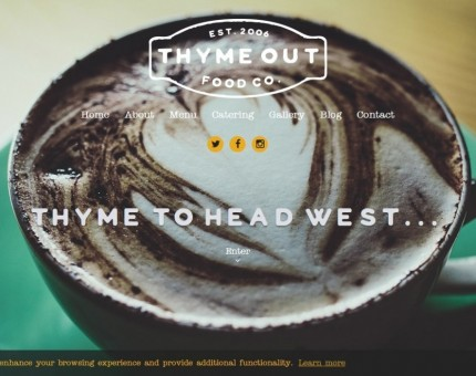 Thyme Out Food Co