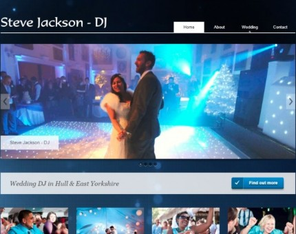 Steve Jackson DJ Entertainment