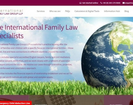 The International Family Law Group LLP