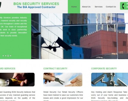 BGN Security Services Ltd