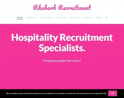 Rhubarb Recruitment