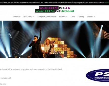 Show Inc UK Ltd