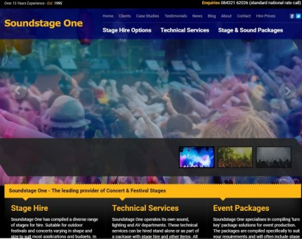 Soundstage One