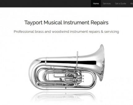 Tayport Music Instrument Repairs
