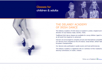 Delaney Academy of Irish Dance