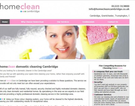 Homeclean Cambridge