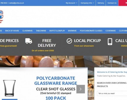 JC Catering & Bar Supplies