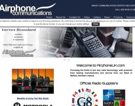 Airphone Communications