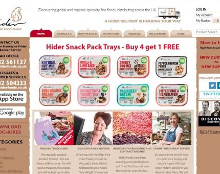 Hider Food Imports Ltd