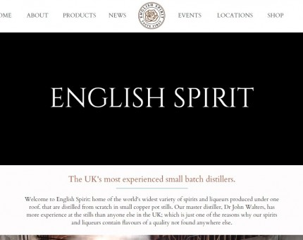 English Spirit - Great Yeldham Hall