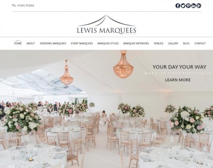 Lewis Marquees
