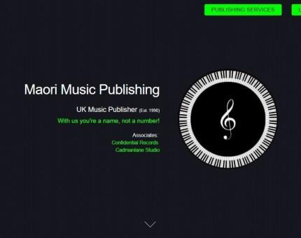 MAORI MUSIC Publishing