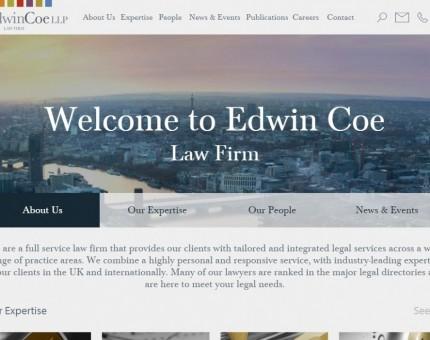 Edwin Coe LLP