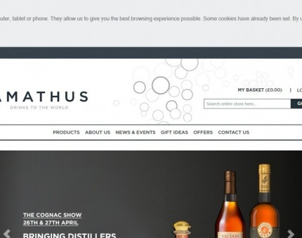Amathus Drinks Plc