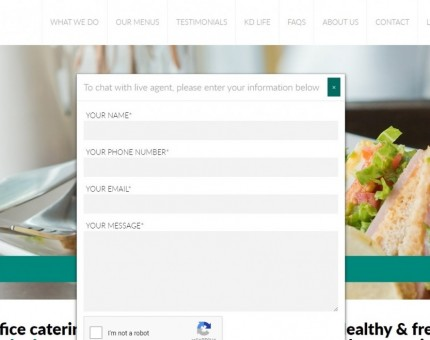 Kudos Delivered - Office Catering & Deliveries