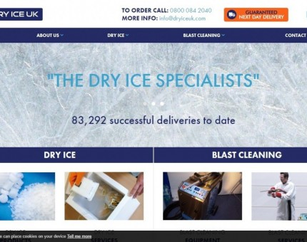 Dry Ice UK Ltd