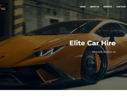 Elite Car & Van Hire Ltd