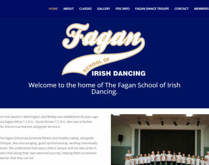 Fagan School of Irish Dancing