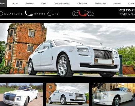 Occasions Luxury Cars (UK) Ltd