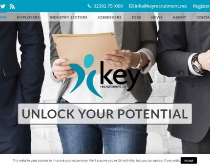 Key Recruitment Limited