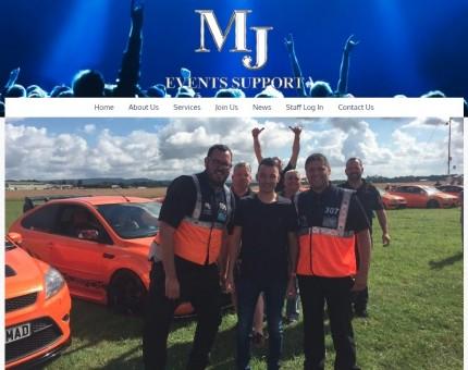 MJ Events Support Ltd