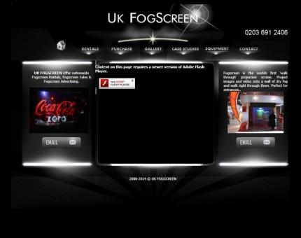 UK Fogscreen