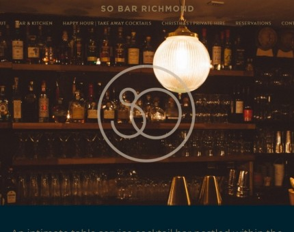 So Bar Richmond