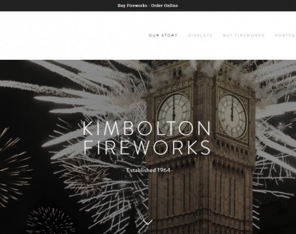 Kimbolton Fireworks Ltd