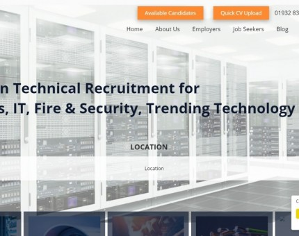 Technical Resources Specialist Recruitment Agency