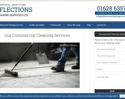 Reflections Cleaning Services Ltd