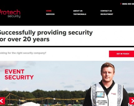 Pro-Tech Security Ltd