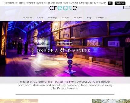Create Food Ltd