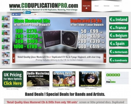 CD Duplication Pro