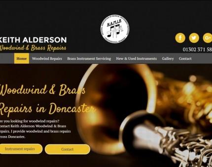Alderson Woodwind & Brass Repairs