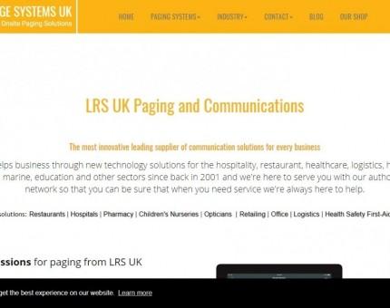 Long Range Systems UK