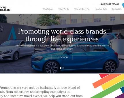 Mobile Promotions Co Ltd
