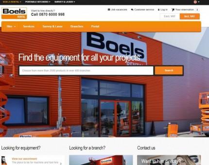 Boels Rental Ltd. Hereford