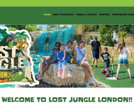 Lost Jungle London