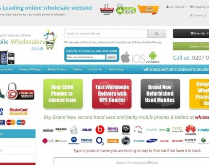 UK Mobile Wholesalers