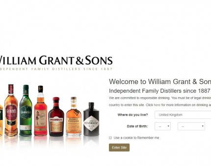 William Grant & Sons Distillers Ltd