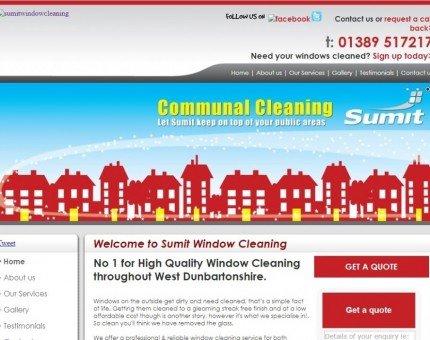 Sumit Window Cleaning