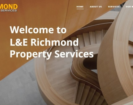 L & E Richmond Cleaning Service