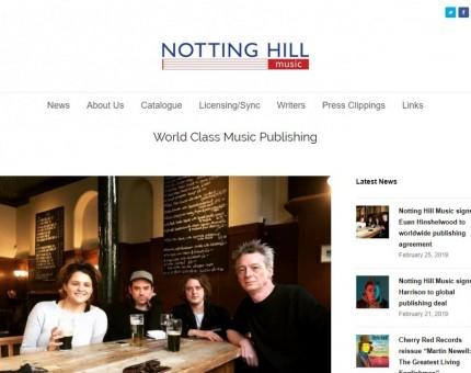 Notting Hill Music (UK) Ltd