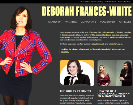 Deborah Frances-White Ltd