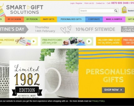 Smart Gift Solutions