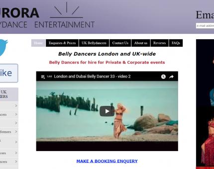Aurora Entertainment UK