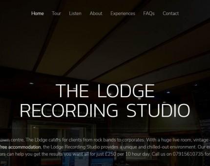 The Lodge Recording Studio