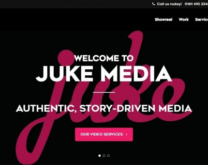 Juke Media | Video Production Company | London & Manchester
