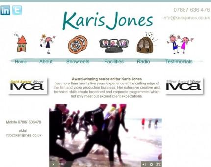 Karis Jones Newcastle